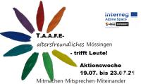 Logo T.A.A.F.E