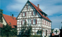 Außenansicht vom Holzschnittmuseum