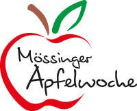 Logo der Mössinger Apfelwoche