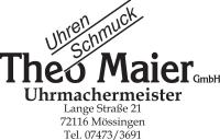 Logo Theo Maier GmbH