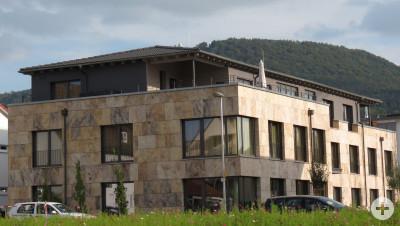 Neubau BeneVit, Ortskern Mössingen