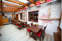 Saal im Gasthaus Grüne Au