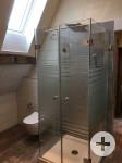 Ochsen Apartment - Dusche / WC