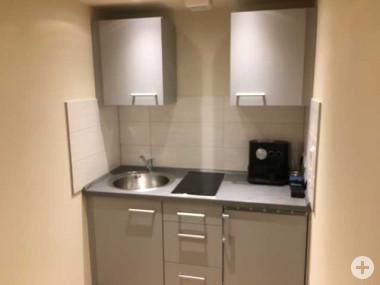 Ochsen Apartment -Kochnische