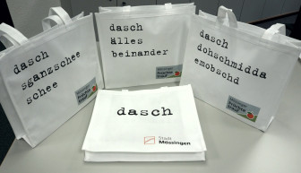 Mössinger Dasch - Varianten der Stadt