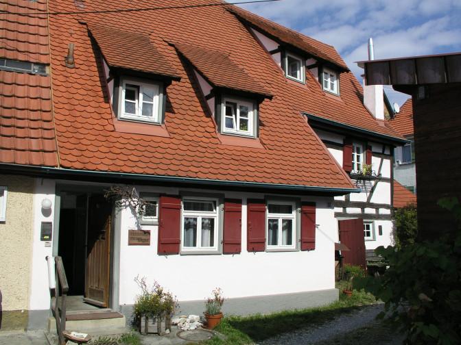 Museum Rechenmacherhaus in der Waibachstraße