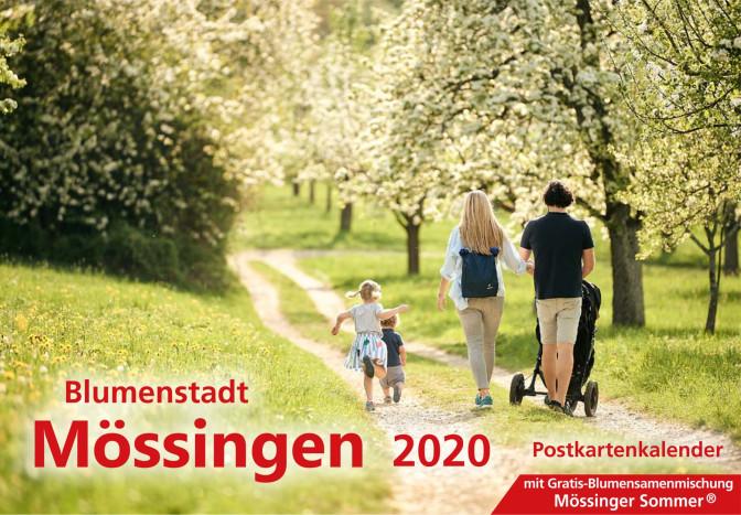 Blumenstadt-Kalender 2020