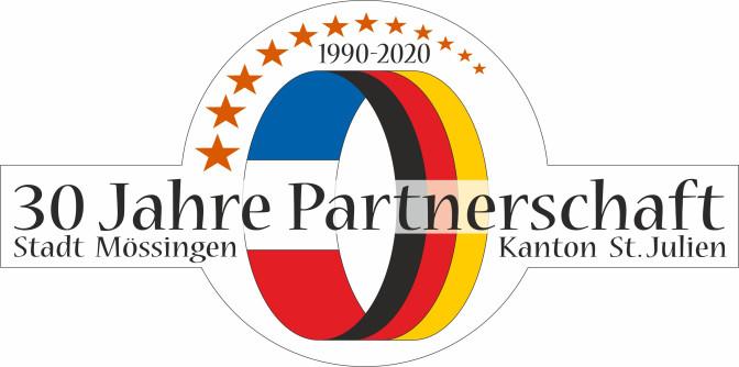 30 Jahre Städtepartnerschaft Mössiongen - Kanton Saint-Julien