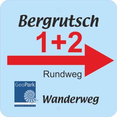Bergrutsch-Wanderweg