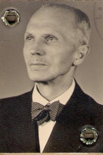 Ehrenbürger Richard Burkhardt