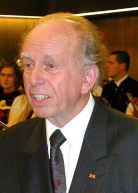 Ehrenbürger Erwin Kölle