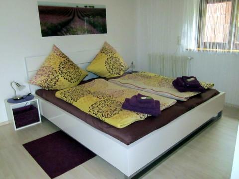 Bambusgarten Schlafzimmer